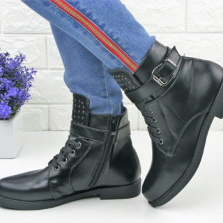 Жіночі черевики Jamie чорні