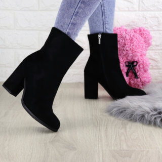 Жіночі зимові чобітки Dylan чорні