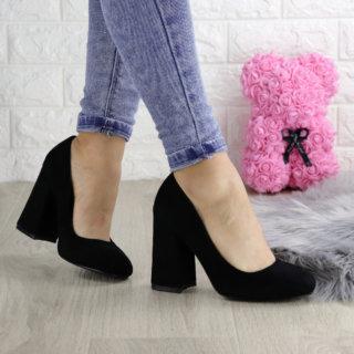 Туфлі жіночі Vanilla чорні