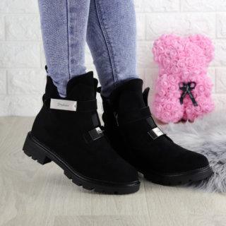 Жіночі зимові черевики Roxxy чорні