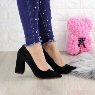 Туфлі жіночі Grace чорні
