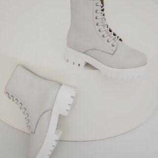 Шкіряні черевики AL