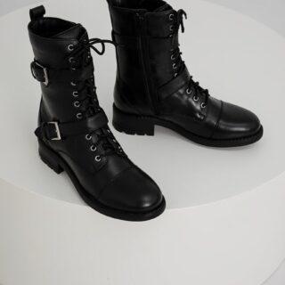 Шкіряні черевики AnswearLab